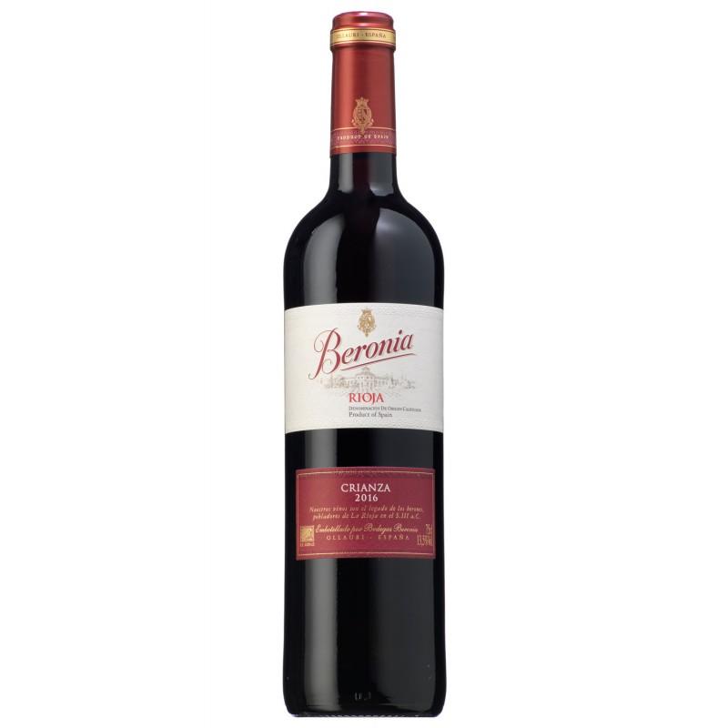 Vino Rioja Crianza 2017 Beronia González Byass