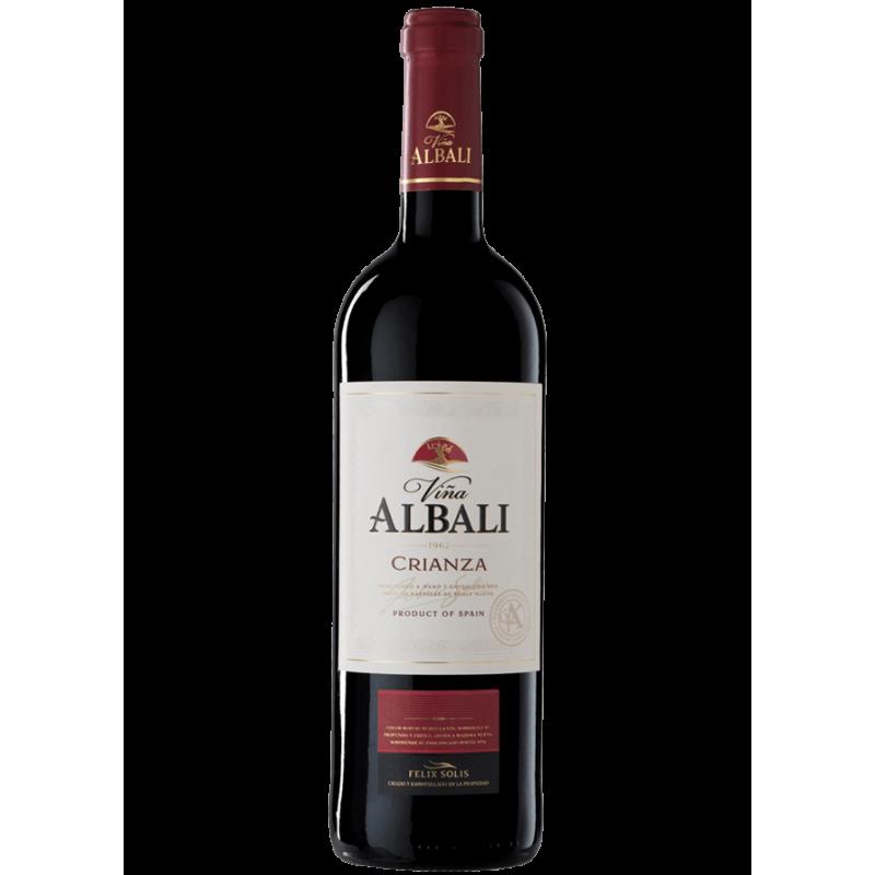 Vino Valdepeñas D.O. Crianza 2016 Viña Albali