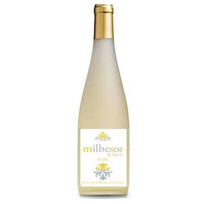 Vino Blanco Frizzante Mil Besos de Rocio