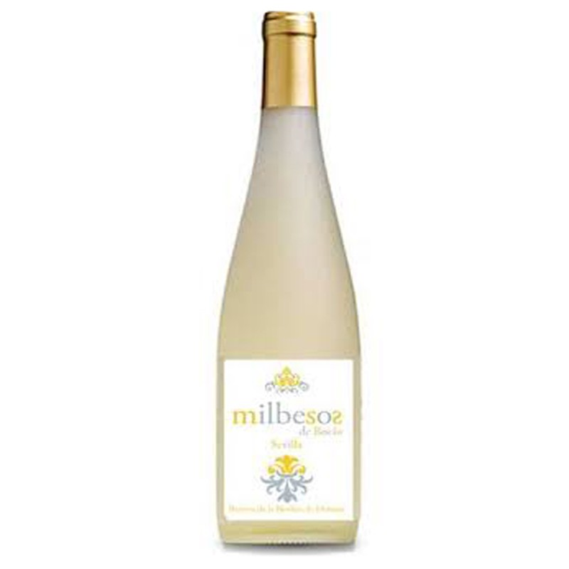 Vino Blanco Frizzante MilBesos de Rocio