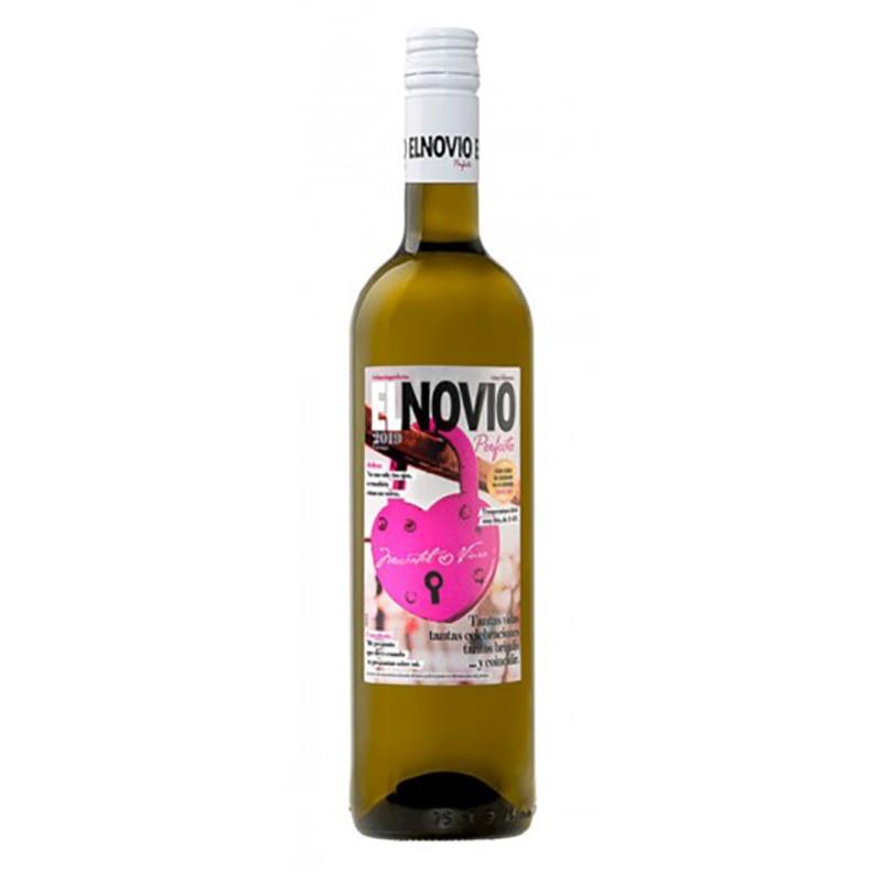 Vino Blanco El Novio Perfecto