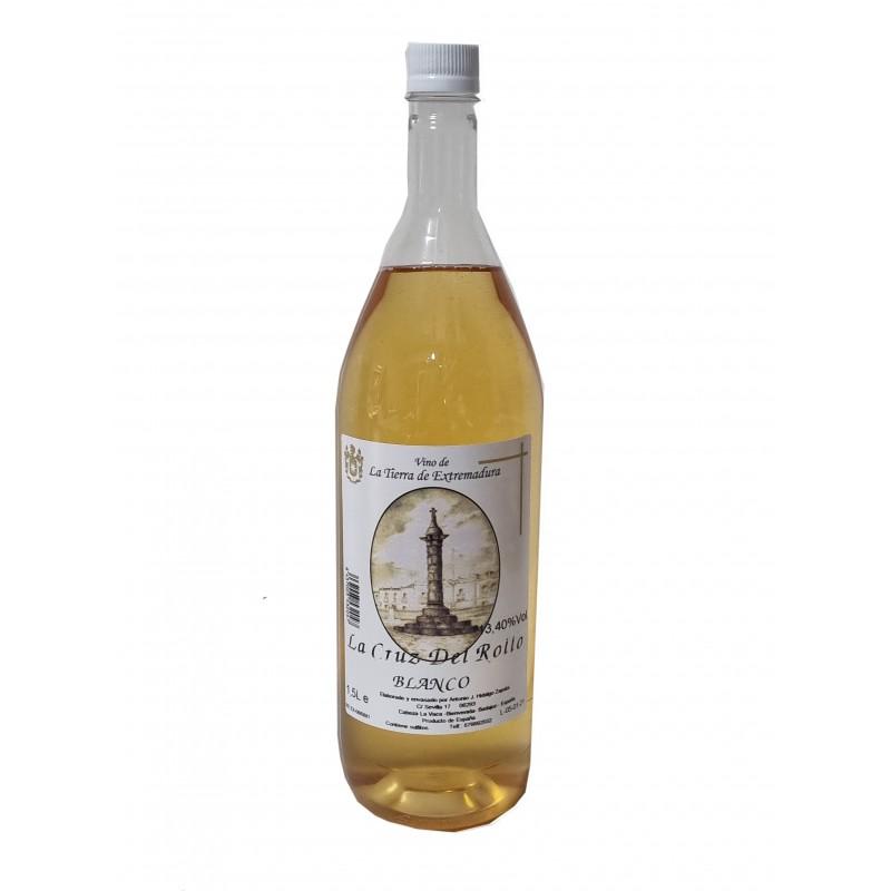 vino blanco La Cruz del Rollo en Distribuciones Gordito