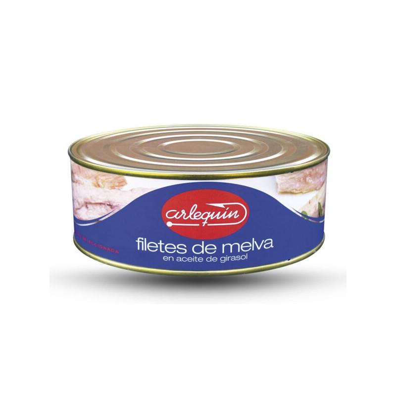 Filetes Melva Arlequín