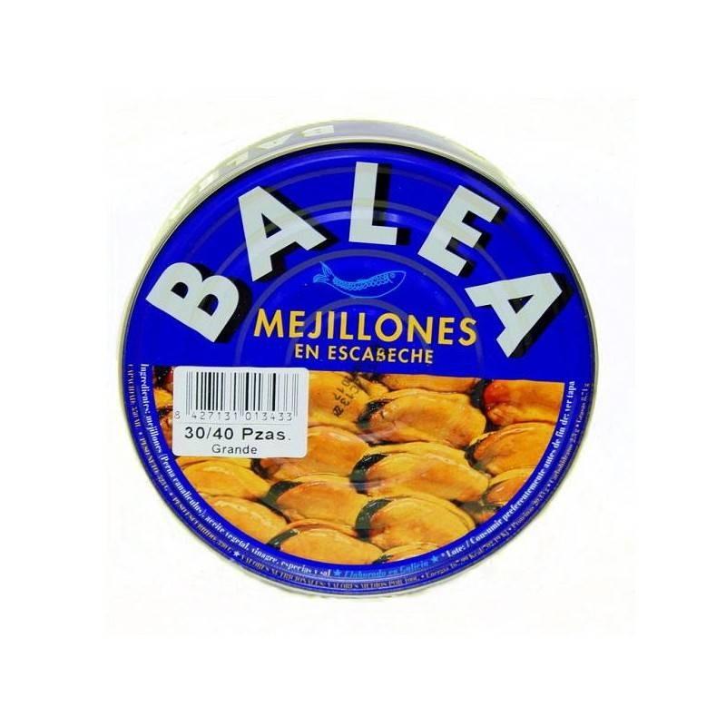 MEJILLONES EN ESCABECHE