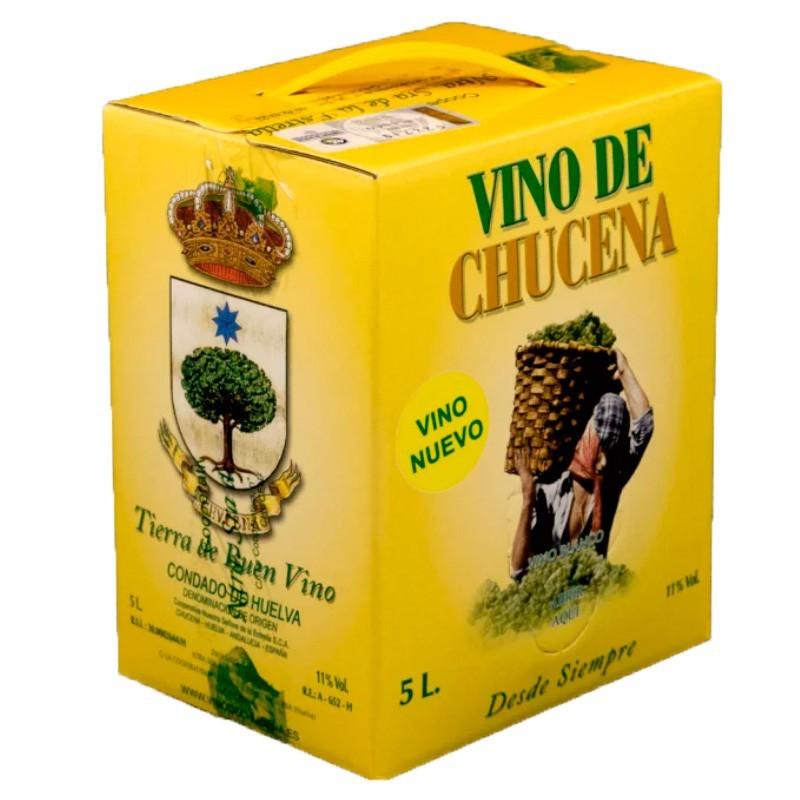 Vino Mosto Chucena 5 litros