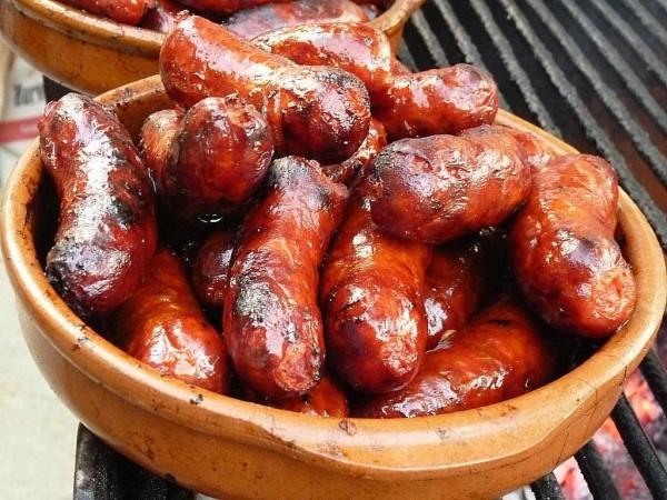 Chorizo Comida
