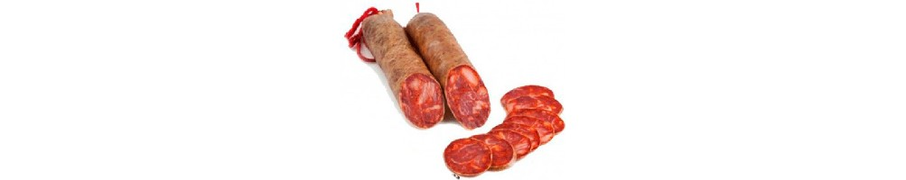 Chorizo Crudo